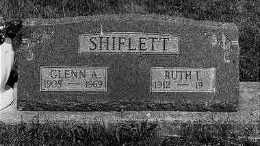 HOCKEY SHIFLETT, RUTH - Keokuk County, Iowa | RUTH HOCKEY SHIFLETT