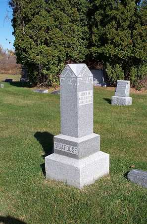 SIGAFOOSE, JOHN WILLIAM - Keokuk County, Iowa | JOHN WILLIAM SIGAFOOSE