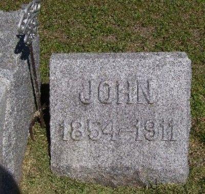 SONNWALT, JOHN - Keokuk County, Iowa   JOHN SONNWALT