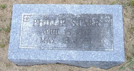 STARR, PHILLIP - Keokuk County, Iowa | PHILLIP STARR