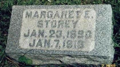 MCMULLEN STOREY, MARGARET ELSIE - Keokuk County, Iowa | MARGARET ELSIE MCMULLEN STOREY