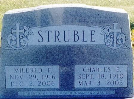 STRUBLE, CHARLES E. - Keokuk County, Iowa | CHARLES E. STRUBLE