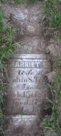 TRACY, HARRIET L. - Keokuk County, Iowa | HARRIET L. TRACY