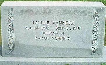 VANNESS, SARAH - Keokuk County, Iowa | SARAH VANNESS
