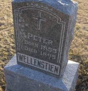 WELLENSTIEN, PETER - Keokuk County, Iowa | PETER WELLENSTIEN