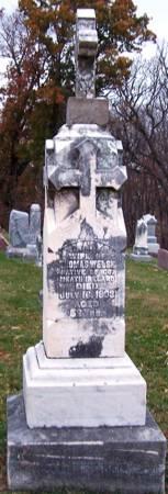 WELSH, MARY - Keokuk County, Iowa | MARY WELSH
