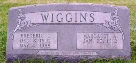 WIGGINS, FREDERIC L. - Keokuk County, Iowa | FREDERIC L. WIGGINS
