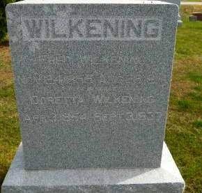 HENKE MILKENING, DORETTA - Keokuk County, Iowa   DORETTA HENKE MILKENING