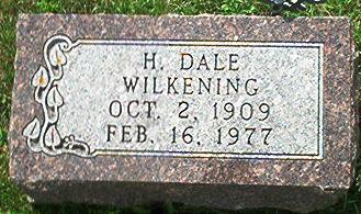 WILKENING, H. DALE - Keokuk County, Iowa   H. DALE WILKENING