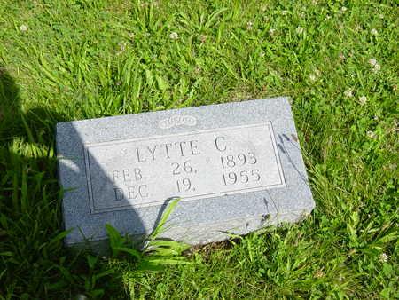 WILSON, LYTTE - Keokuk County, Iowa | LYTTE WILSON
