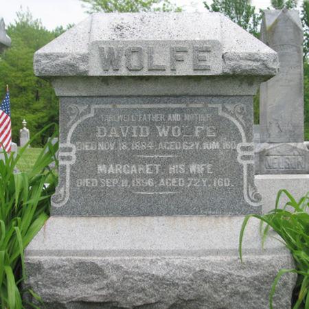 WOLFE, DAVID - Keokuk County, Iowa | DAVID WOLFE
