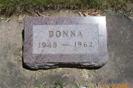 MCBETH, DONNA - Keokuk County, Iowa | DONNA MCBETH