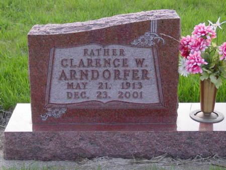 ARNDORFER, CLARENCE W. - Kossuth County, Iowa | CLARENCE W. ARNDORFER