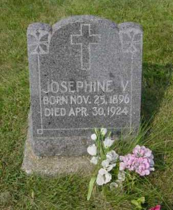 ARNDORFER, JOSEPHINE V. - Kossuth County, Iowa   JOSEPHINE V. ARNDORFER