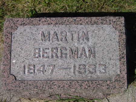 BERGMAN, MARTIN - Kossuth County, Iowa | MARTIN BERGMAN