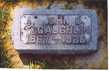 CAUGHLIN, JOHN D. - Kossuth County, Iowa | JOHN D. CAUGHLIN