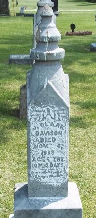 DAVISON, J. CLARK - Kossuth County, Iowa | J. CLARK DAVISON