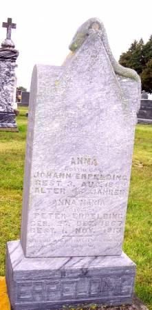 FUNK ERPELDING, ANNA - Kossuth County, Iowa | ANNA FUNK ERPELDING