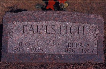 FAULSTICH, HUGO - Kossuth County, Iowa | HUGO FAULSTICH