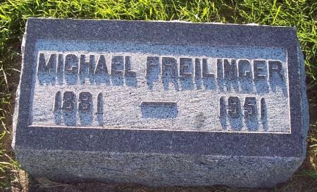 FREILINGER, MICHAEL - Kossuth County, Iowa   MICHAEL FREILINGER