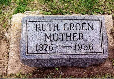 GROEN, RUTH - Kossuth County, Iowa | RUTH GROEN