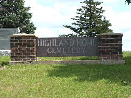 HIGHLAND, HOME - Kossuth County, Iowa | HOME HIGHLAND