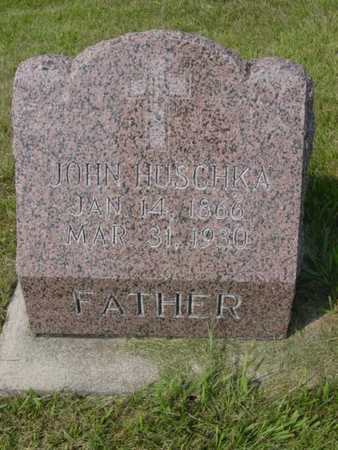 HUSCHKA, JOHN - Kossuth County, Iowa   JOHN HUSCHKA