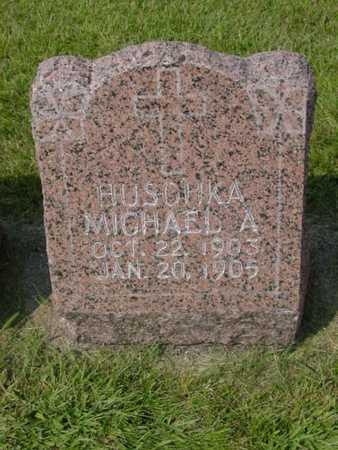 HUSCHKA, MICHAEL A. - Kossuth County, Iowa | MICHAEL A. HUSCHKA