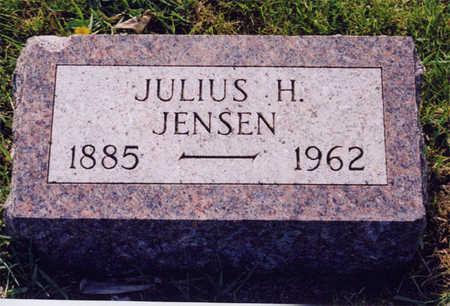 JENSEN, JULIUS H. - Kossuth County, Iowa | JULIUS H. JENSEN