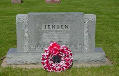 JENSEN, MARTHA PAULINE - Kossuth County, Iowa | MARTHA PAULINE JENSEN