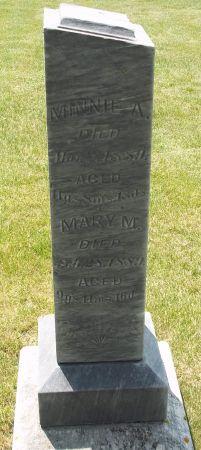 KINNEY, MARY M. - Kossuth County, Iowa | MARY M. KINNEY