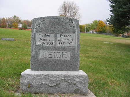 MAGNUSSON LEIGH, JENNIE - Kossuth County, Iowa | JENNIE MAGNUSSON LEIGH