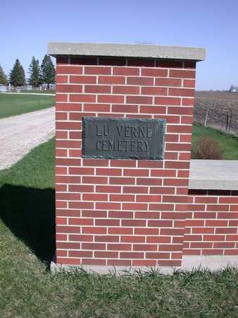 LUVERNE, CEMETERY - Kossuth County, Iowa | CEMETERY LUVERNE