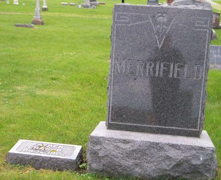 MERRIFIELD, CHAS B - Kossuth County, Iowa | CHAS B MERRIFIELD