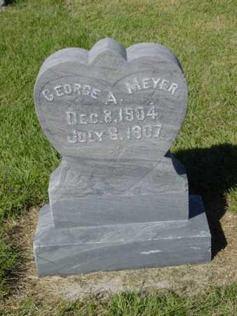 MEYER, GEORGE A. - Kossuth County, Iowa | GEORGE A. MEYER