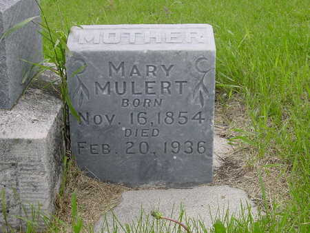 MULERT, MARY - Kossuth County, Iowa | MARY MULERT