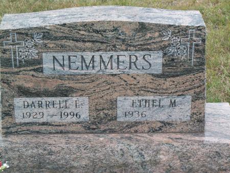 NEMMERS, DARRELL E. - Kossuth County, Iowa | DARRELL E. NEMMERS