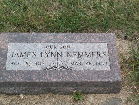 NEMMERS, JAMES LYNN - Kossuth County, Iowa | JAMES LYNN NEMMERS