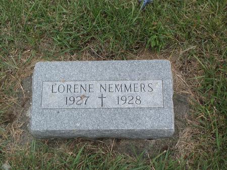 NEMMERS, LORENE - Kossuth County, Iowa | LORENE NEMMERS