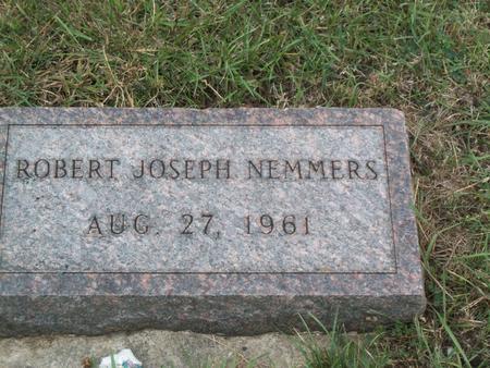 NEMMERS, ROBERT JOSEPH - Kossuth County, Iowa | ROBERT JOSEPH NEMMERS