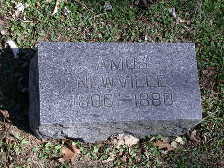 NEWVILLE, AMOS - Kossuth County, Iowa | AMOS NEWVILLE