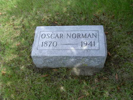 NORMAN, OSCAR - Kossuth County, Iowa | OSCAR NORMAN