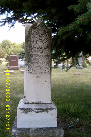 OLESON, HENRY LAURENCE - Kossuth County, Iowa | HENRY LAURENCE OLESON
