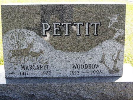 PETTIT, MARGARET - Kossuth County, Iowa | MARGARET PETTIT