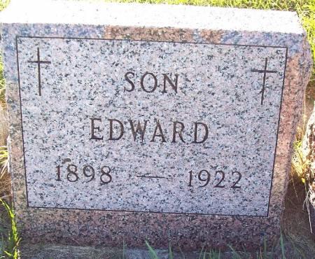 PLATHE, EDWARD - Kossuth County, Iowa | EDWARD PLATHE