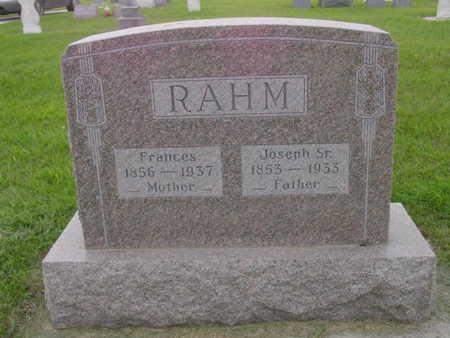 RAHM, JOSEPH SR. - Kossuth County, Iowa | JOSEPH SR. RAHM