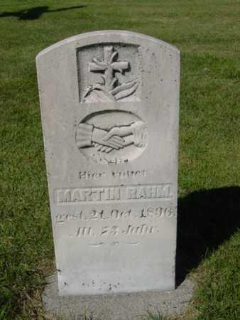 RAHM, MARTIN - Kossuth County, Iowa | MARTIN RAHM