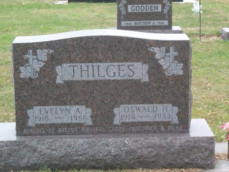 THILGES, OSWALD H. - Kossuth County, Iowa | OSWALD H. THILGES