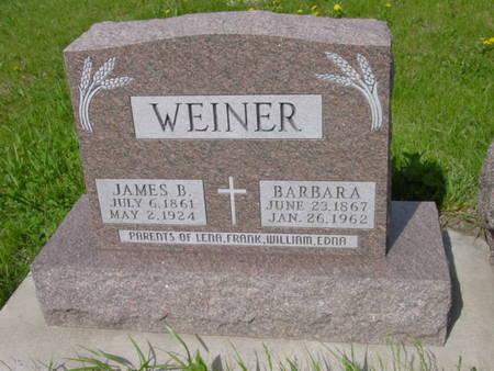 WEINER, BARBARA - Kossuth County, Iowa | BARBARA WEINER