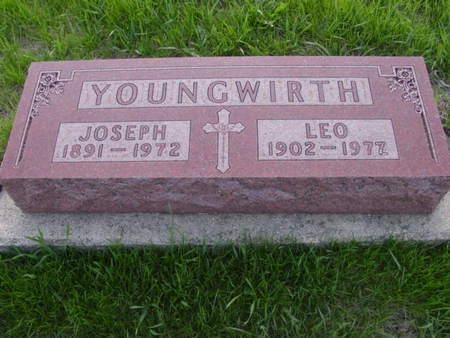 YOUNGWIRTH, LEO - Kossuth County, Iowa | LEO YOUNGWIRTH